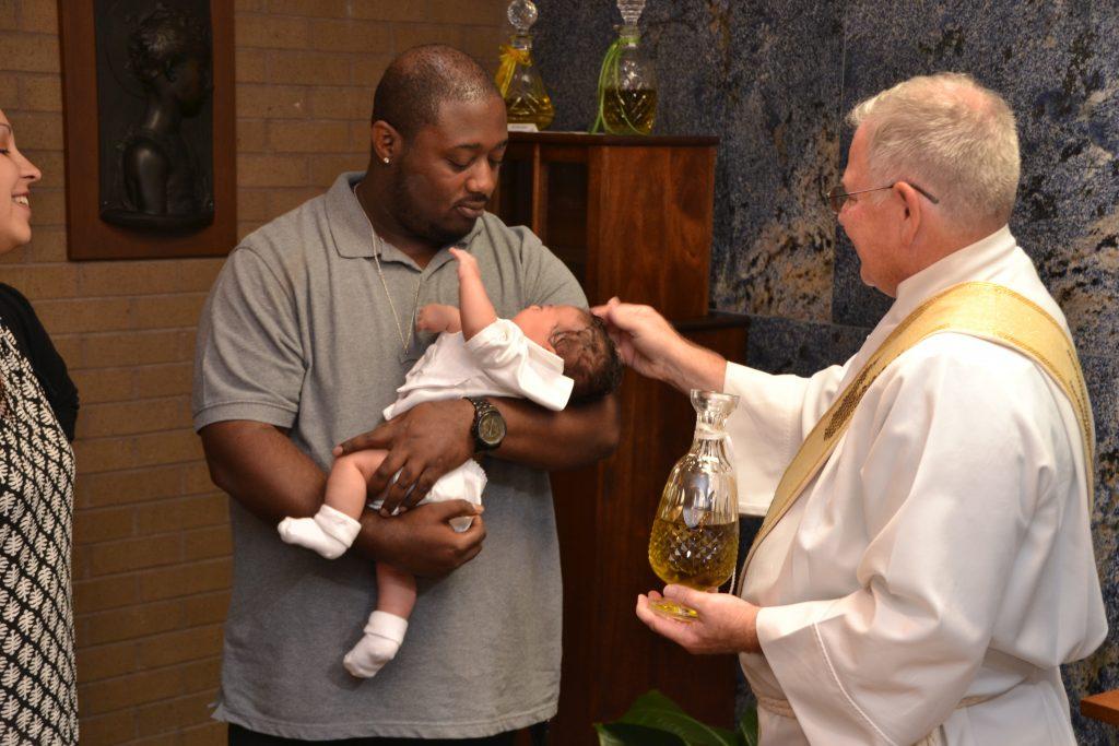 Tyler Maise Barrow's Baptism (73)