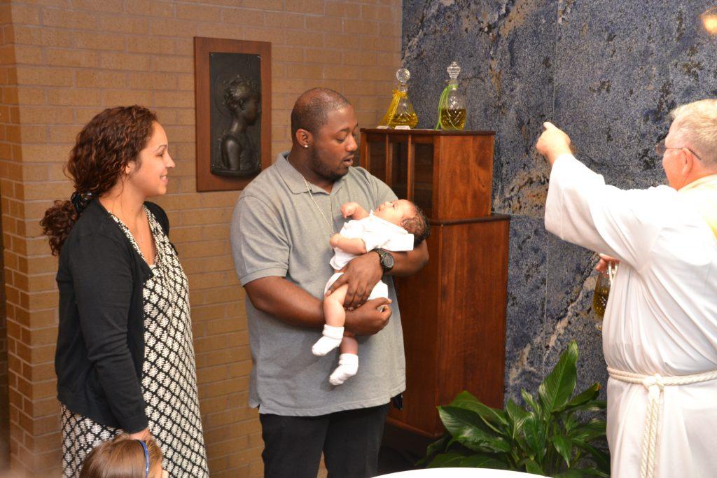 Tyler Maise Barrow's Baptism (74)