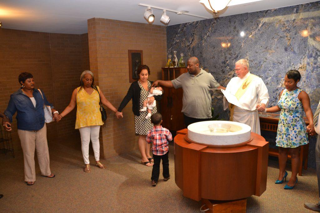 Tyler Maise Barrow's Baptism (86)