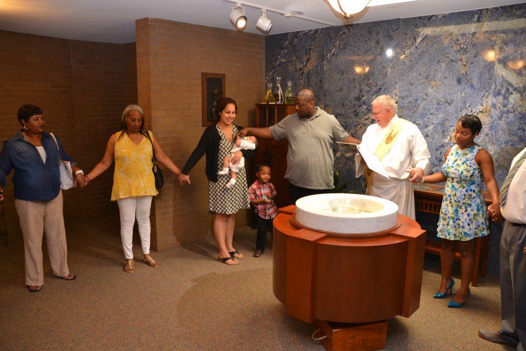 Tyler Maise Barrow's Baptism (87)