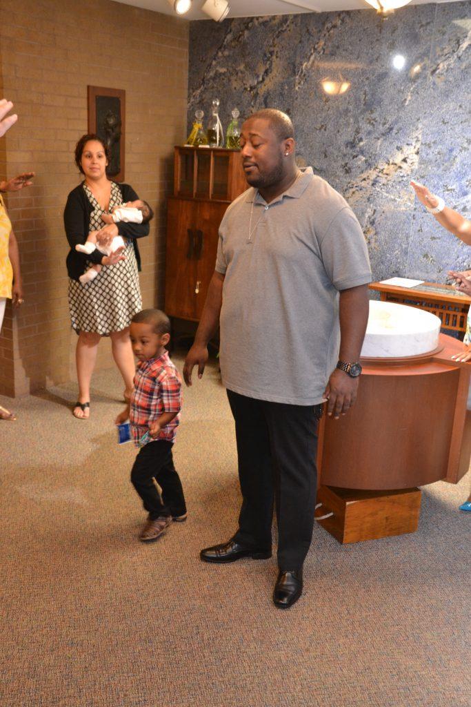 Tyler Maise Barrow's Baptism (91)